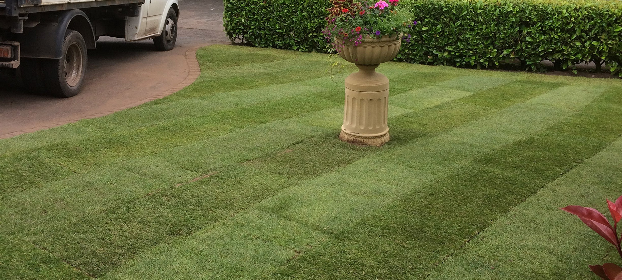 Landscaping Services Nottingham